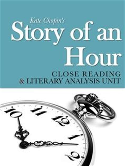 Literary Analysis Of The Story Of An Hour By Kate Chopin